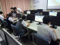 体験授業(数学)