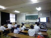 体験授業(化学)